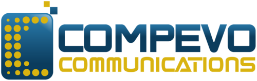 compevo communications logo for branch in Hong Kong, China based on VPS and Dedicated Hosting